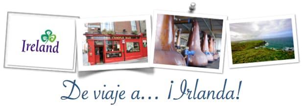 De viaje con irlanda viaje al atardecer for Oficina de turismo de irlanda