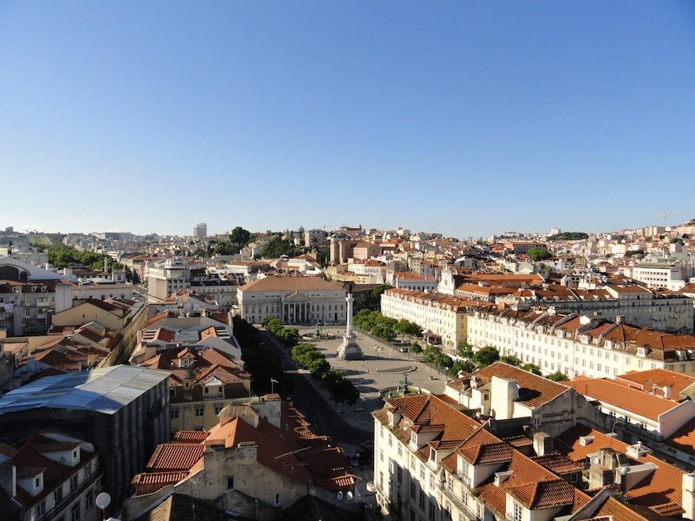 Elevador De Santa Justa Y Las Increíbles Vistas De Lisboa Viaje Al