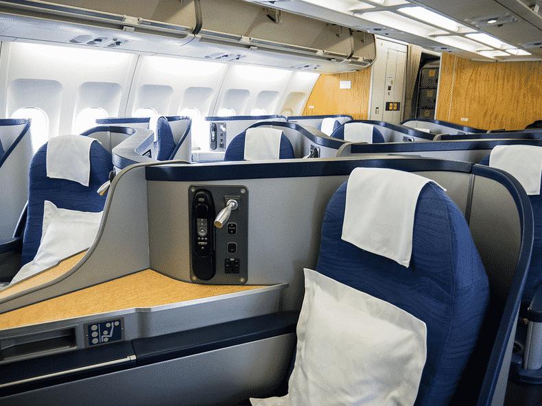US Airways Envoy Suite
