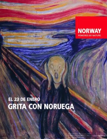 Grita con Noruega
