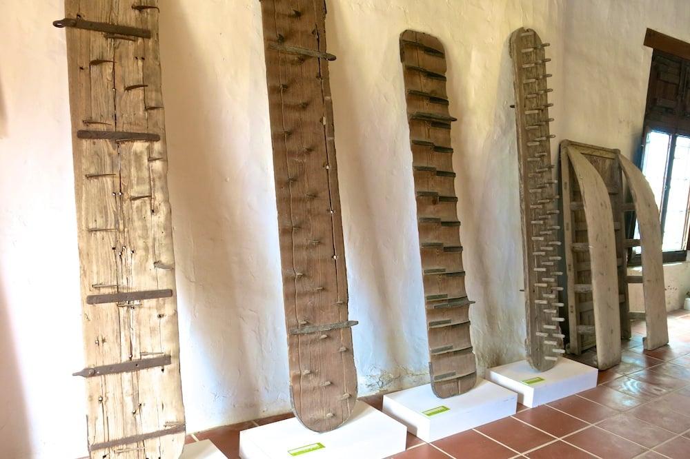 Museo del Arroz en Cullera (Valencia)