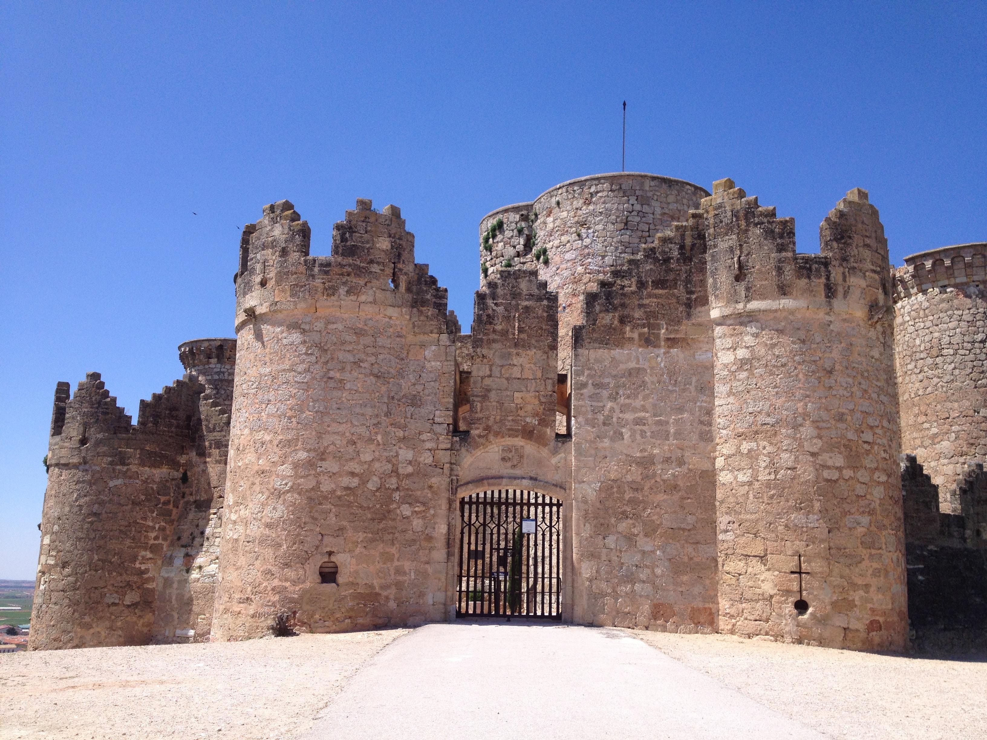 Entrada Castillo Belmonte