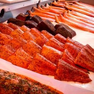 Mercado pescado Bergen-3