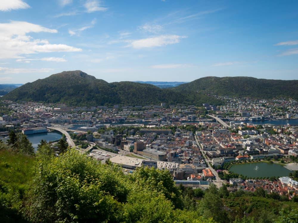 Monte Floyen Noruega-2