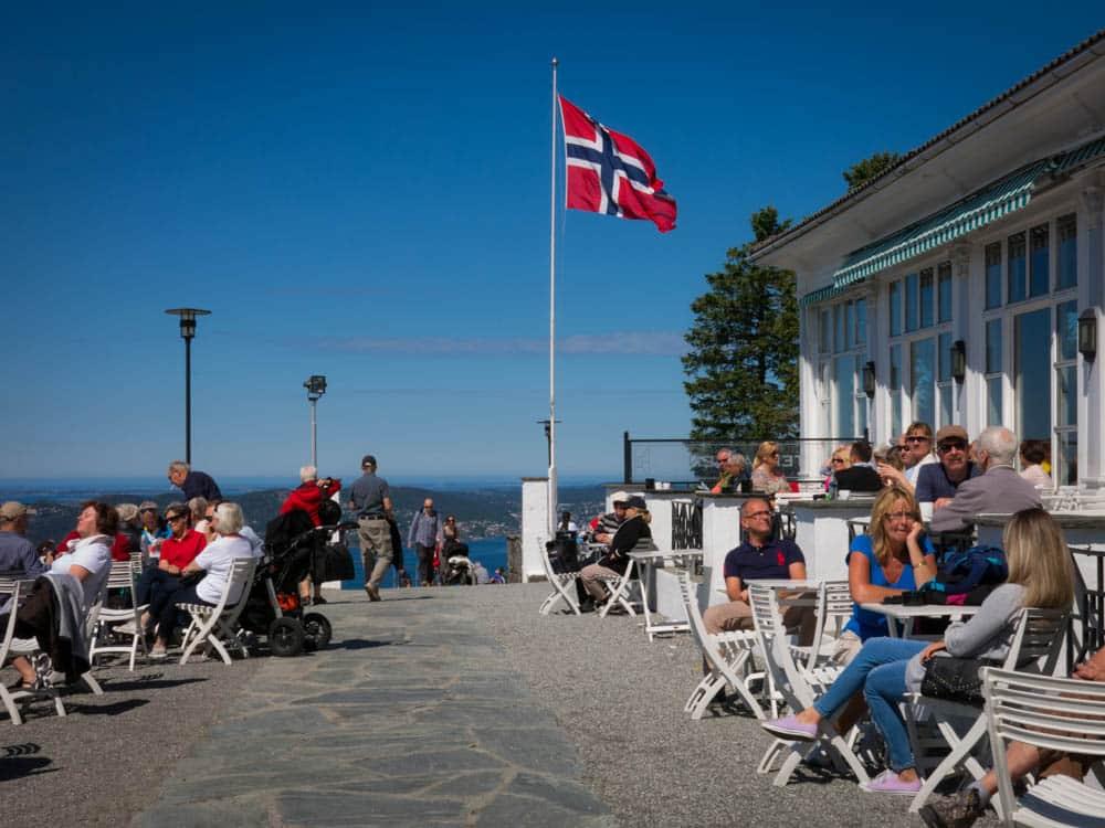 Monte Floyen Noruega-4