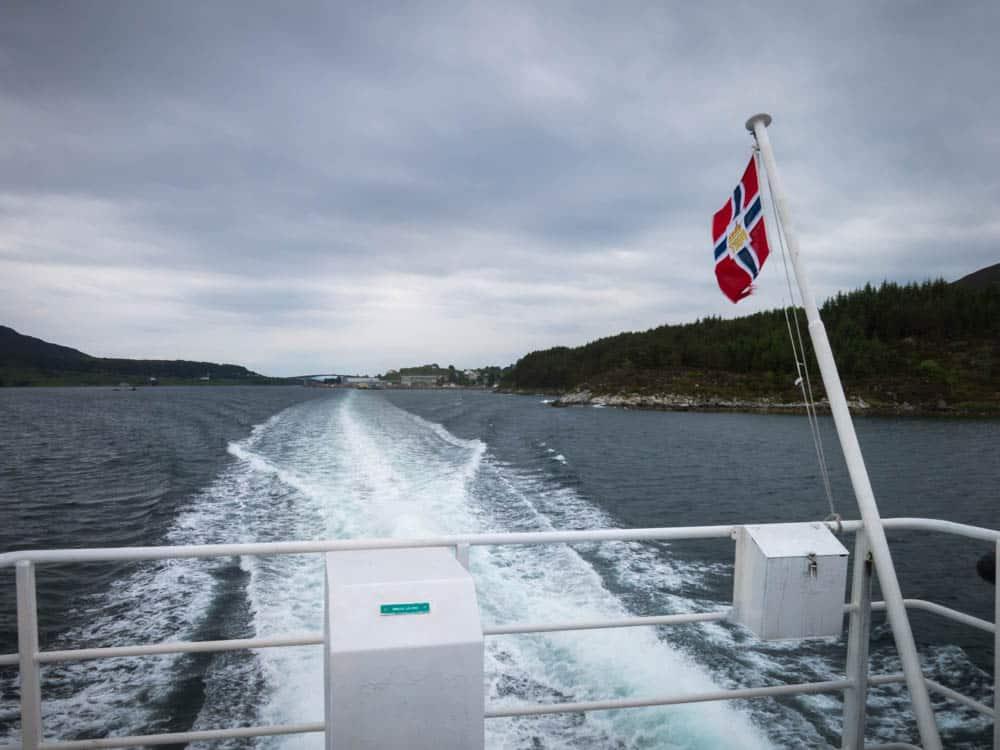 Ferry Bergen Stavanger
