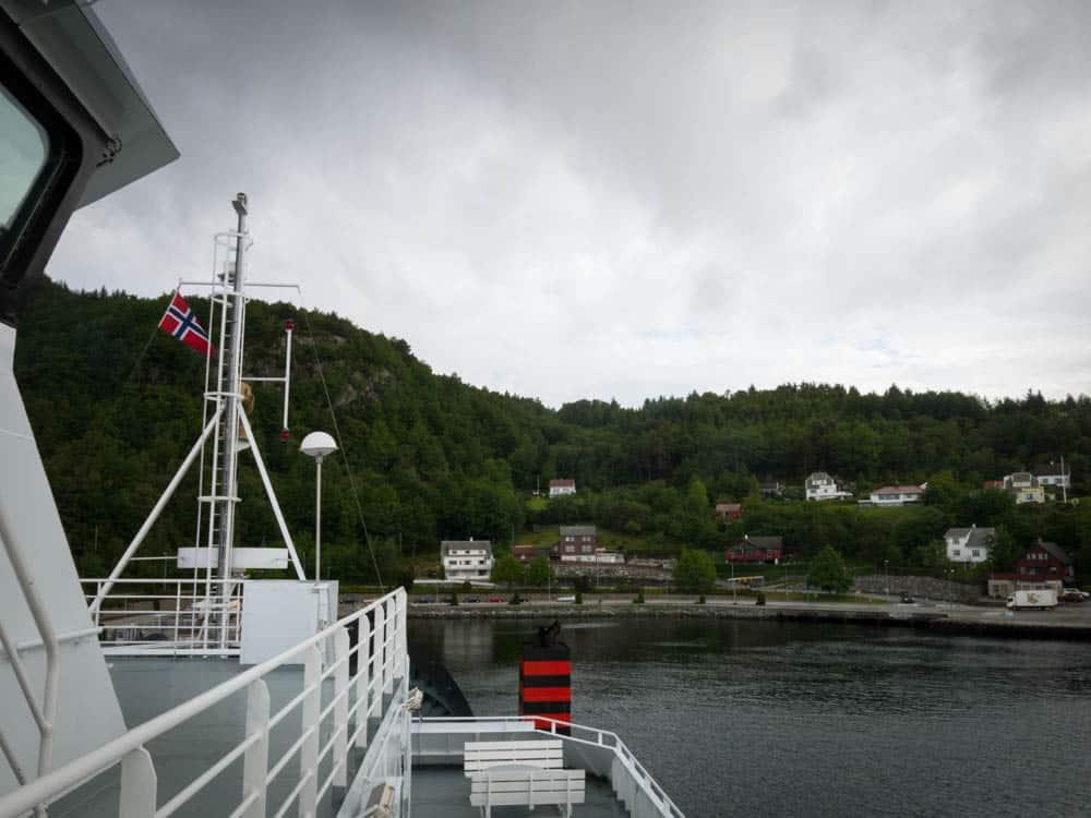 Ferry Preikestolen