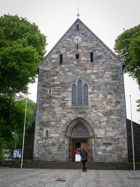 Iglesia Stavanger