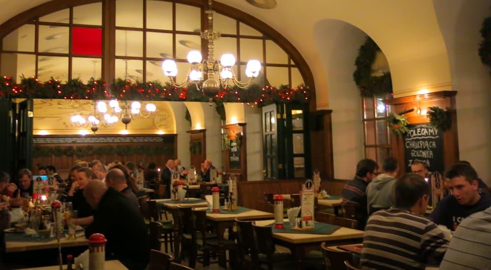 Restaurante Pod Wawelem-5