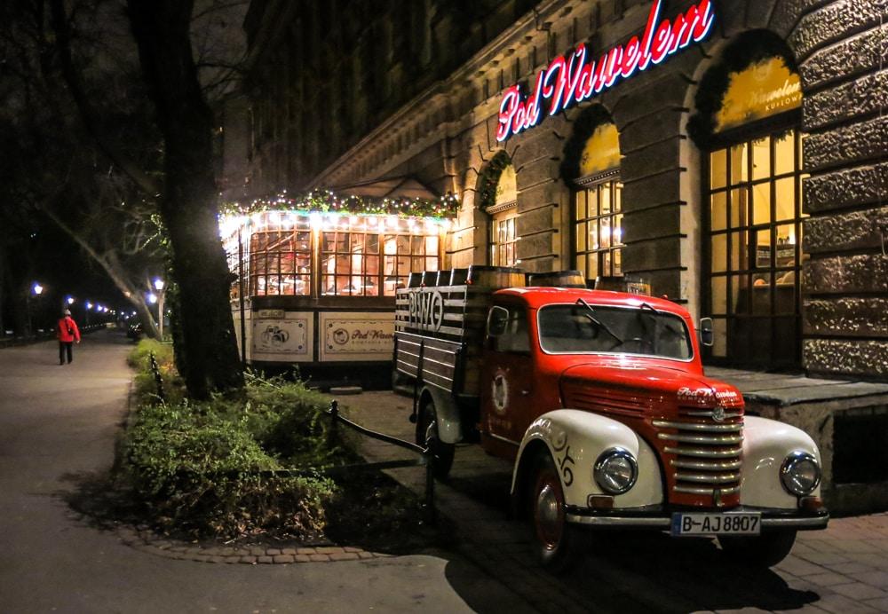 Restaurante Pod Wawelem
