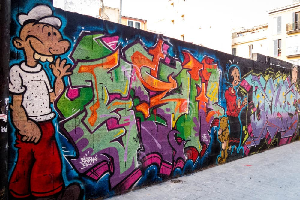 Arte urbano Mallorca-12