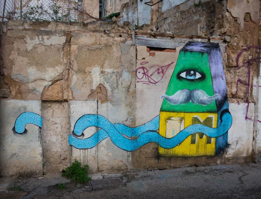 Arte urbano Mallorca-2