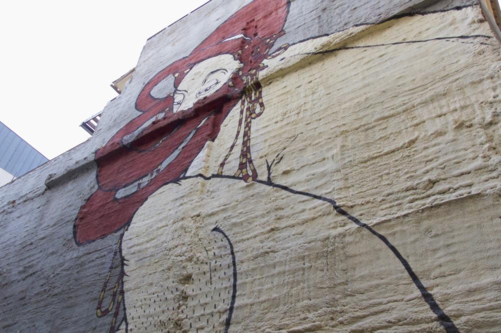Arte urbano palma