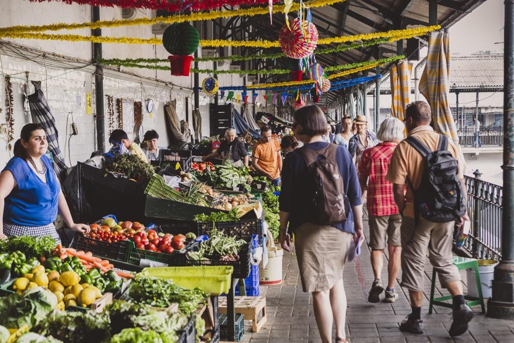 Mercado do bolhao en oporto for Que es mercado exterior
