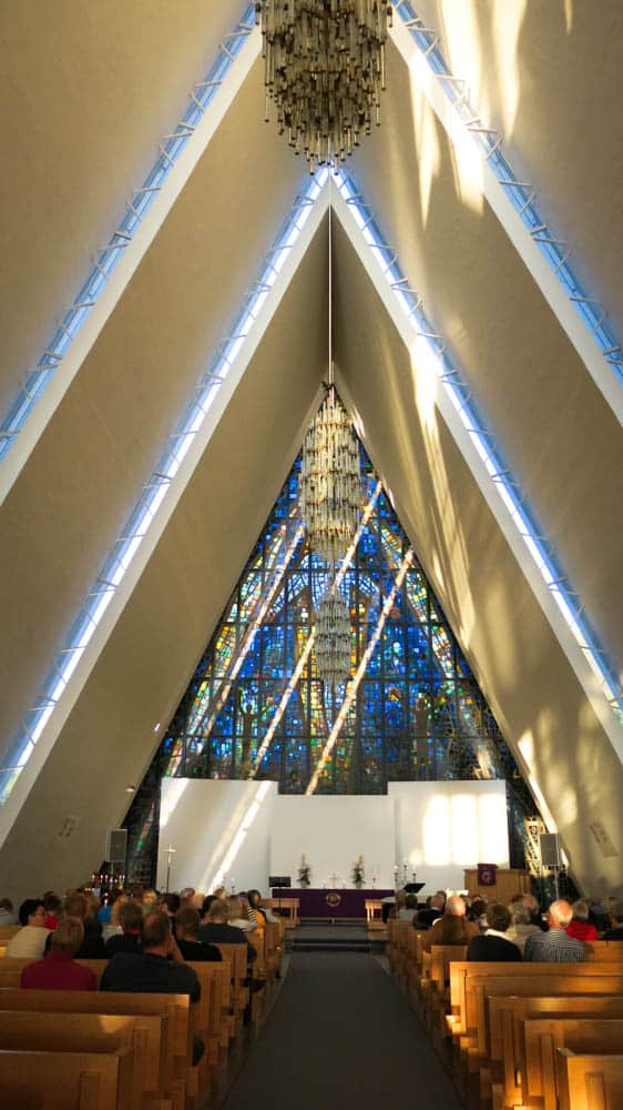 Catedral Artica Tromso-4