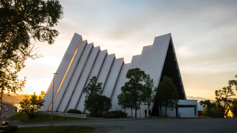 Catedral Artica Tromso-9