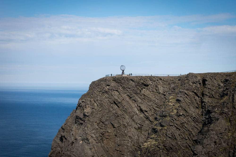 Cabo Norte Laponia Noruega