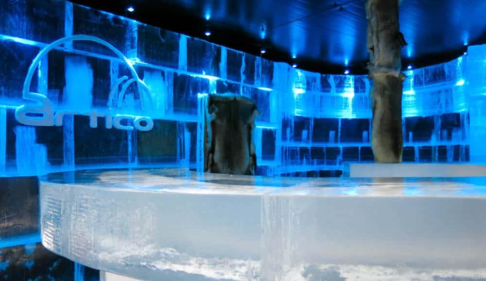 Ice Bar Laponia Noruega Honningsvag-4