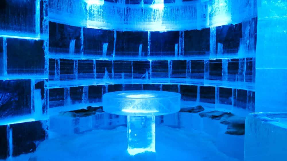 Ice Bar Laponia Noruega Honningsvag-5