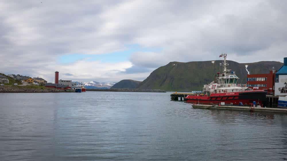 Ice Bar Laponia Noruega Honningsvag
