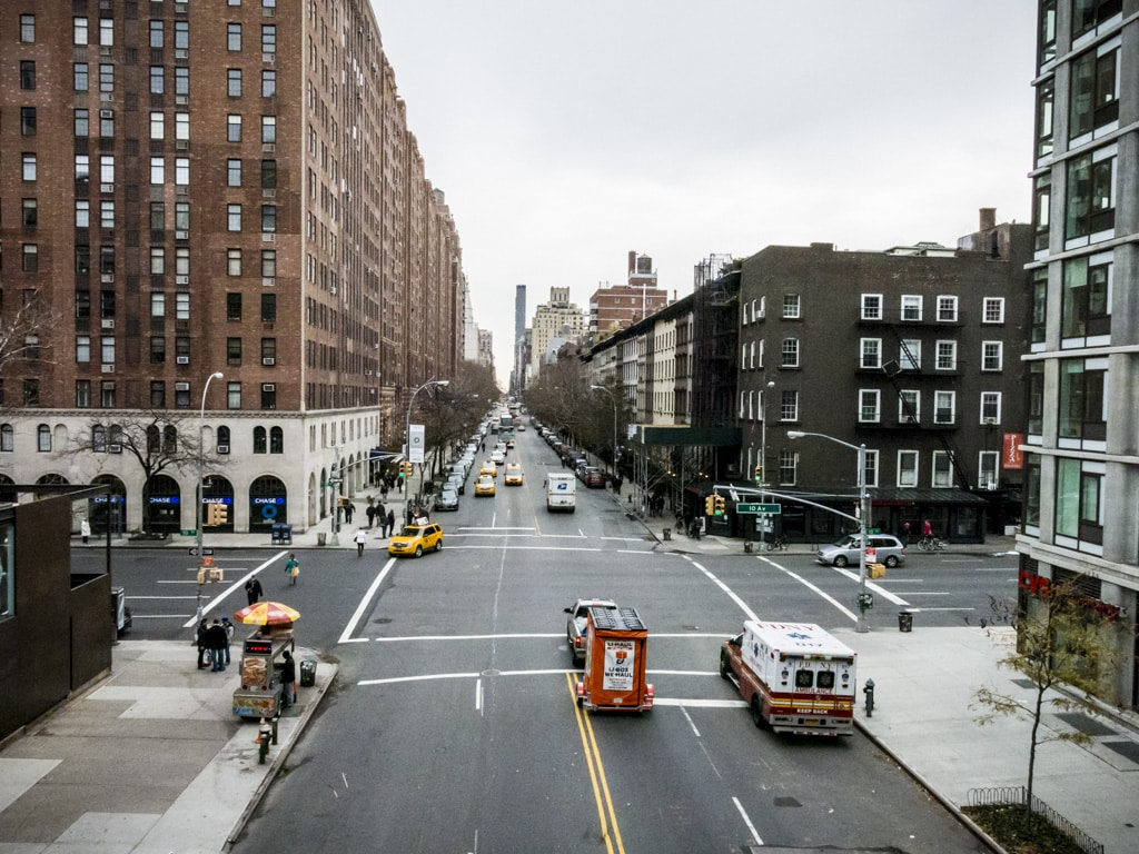 Highline NY-8