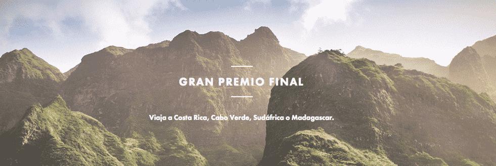 Premio Final Viaje Hacia El Calor
