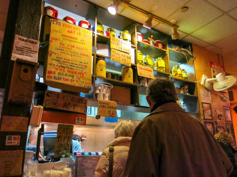 Burger Joint Nueva York NY-3