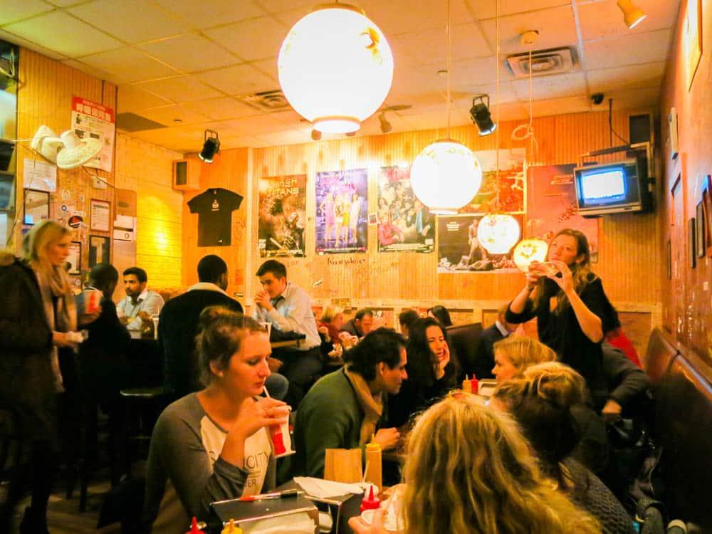 Burger Joint Nueva York NY