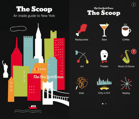The Scoop New York Times Guide