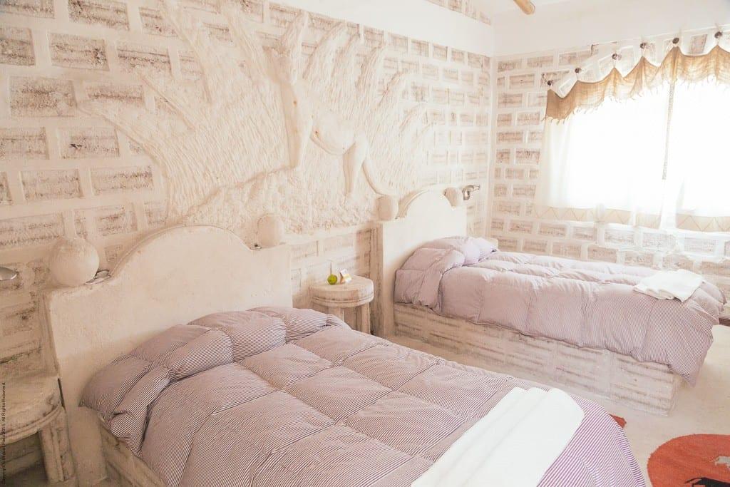 Hotel De Sal En El Salar De Uyuni Viaje Al Atardecer