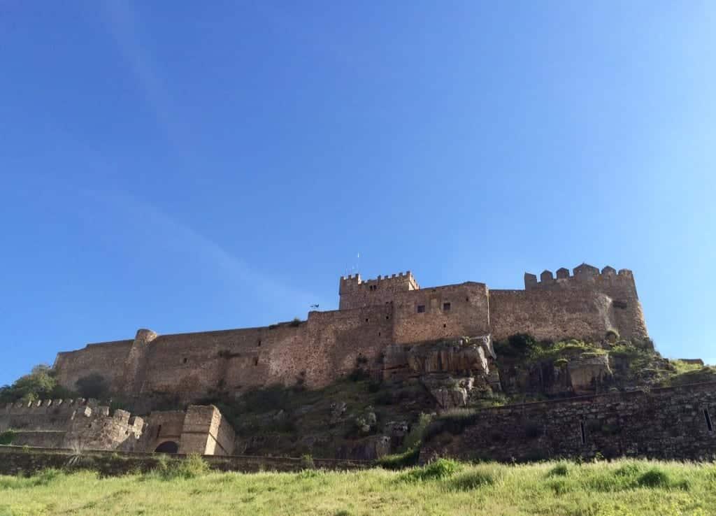 Castillo de Luna Alburquerque