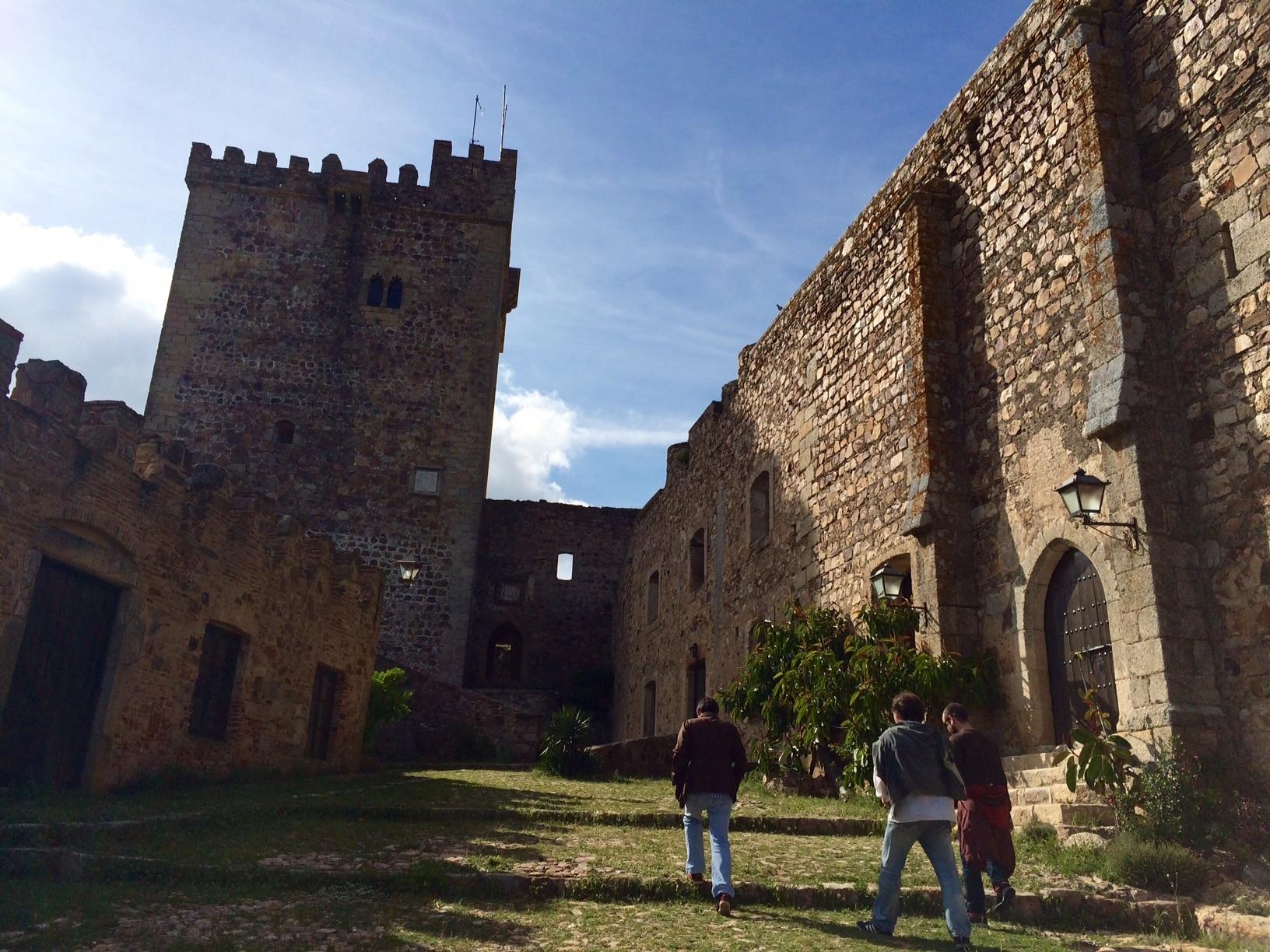 Castillo de Luna Alburquerque_1