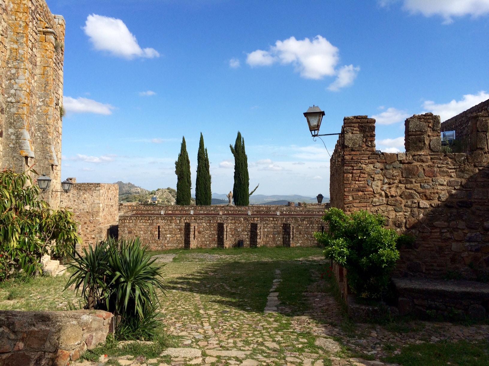 Castillo de Luna Alburquerque_2