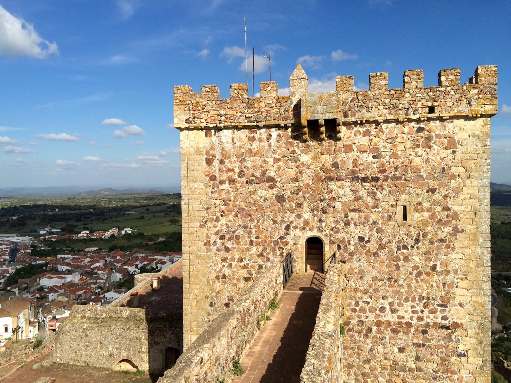 Castillo de Luna Alburquerque_7
