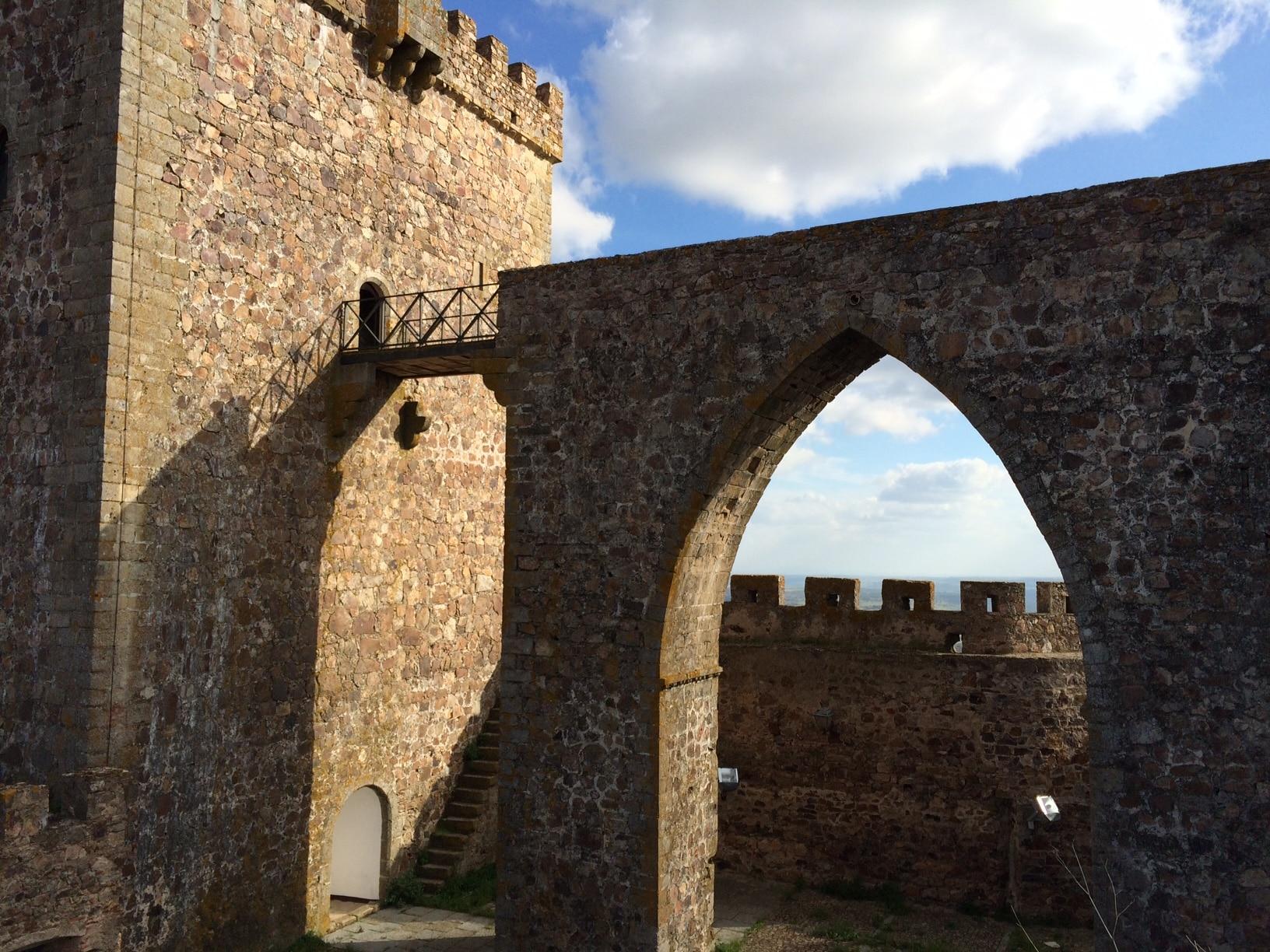 Castillo de Luna Alburquerque_8