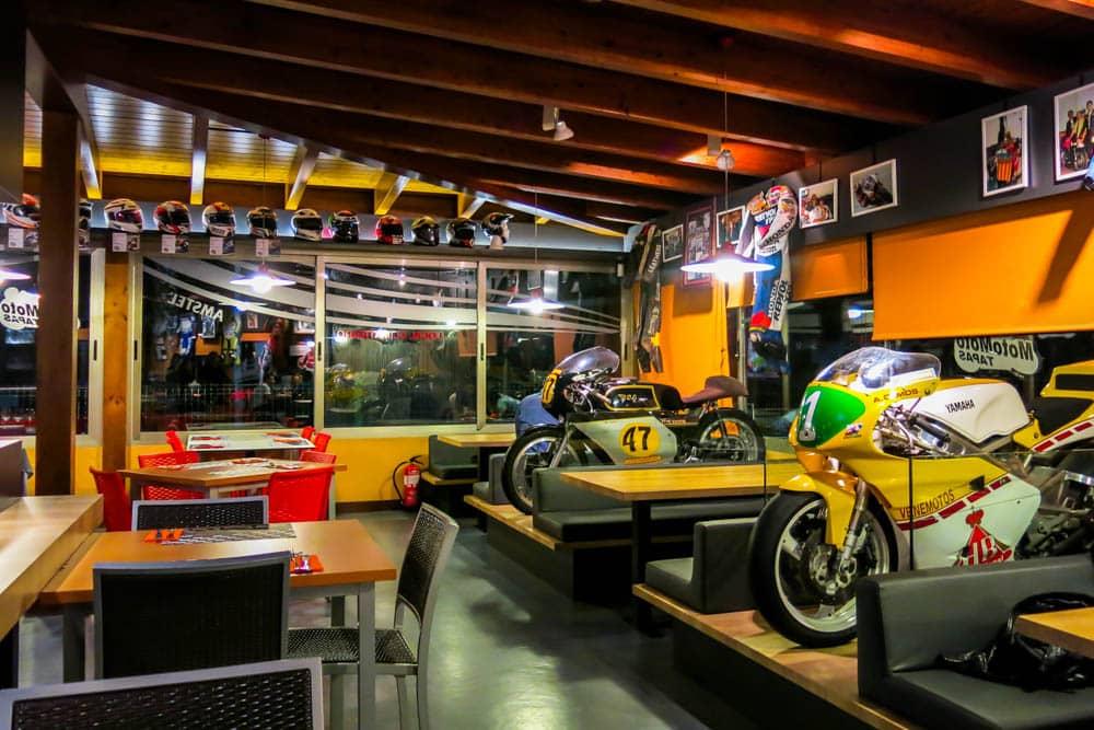 Moto Moto Cullera
