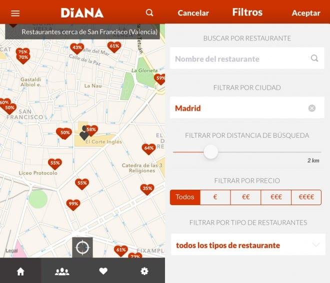 Diana-app
