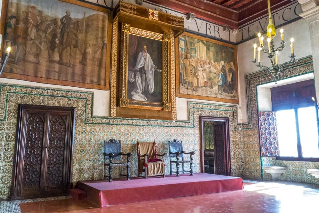 Palacio de los Borgia Gandia -1