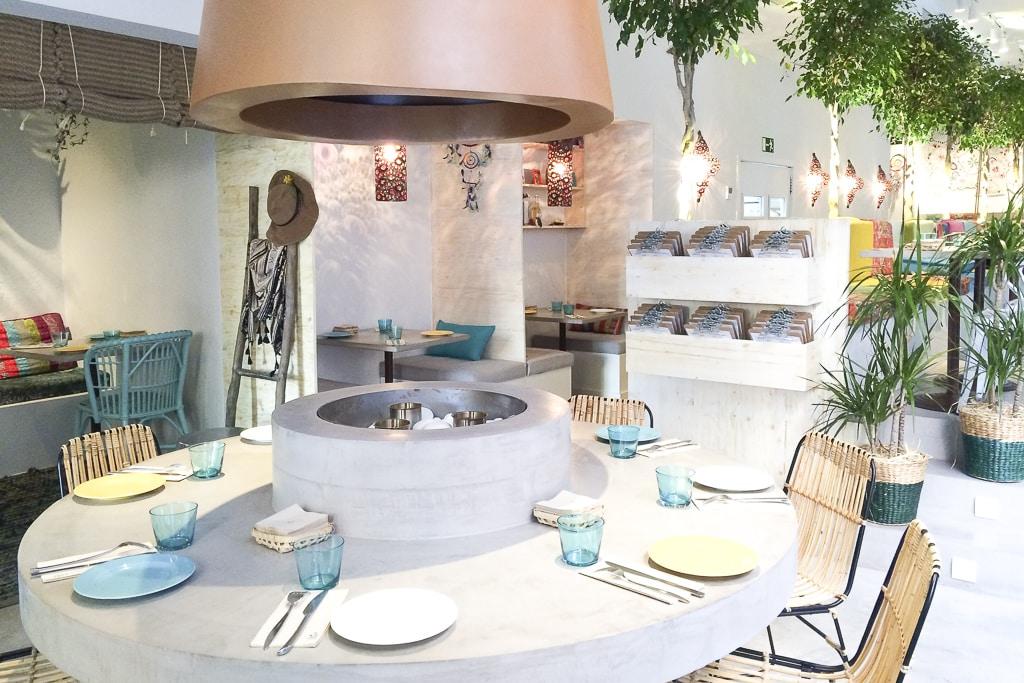 Restaurante Boho Bar - Centro Madrid