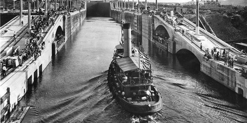 Canal-de-Panamá