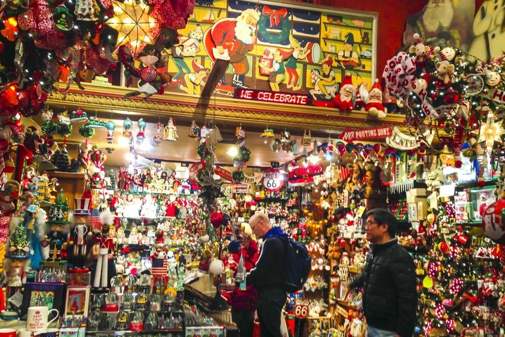 Tienda Navidad NY-2
