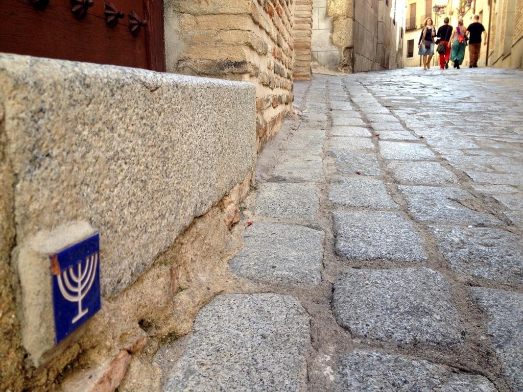 Toledo-Azulejos