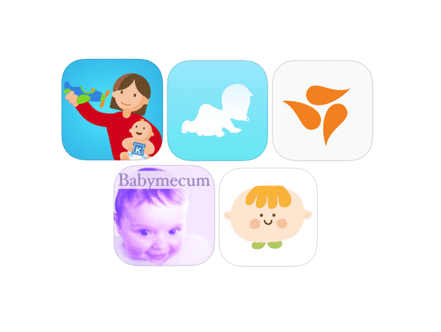 Apps para padres y bebes