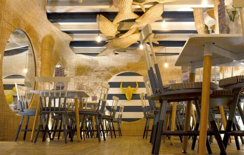 Restaurante Las Delicias Costa