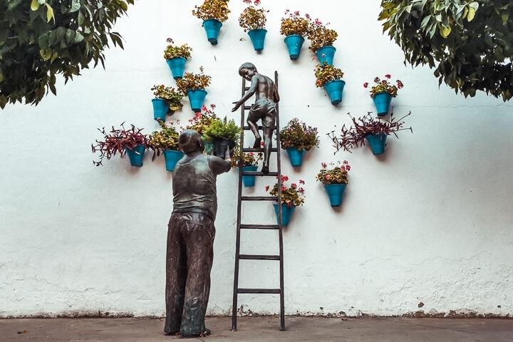 Esculturas desconocidas de Córdoba